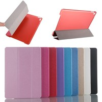 2016 New PU leather folio tablet PC case for iPad Pro with stand,for ipad pro 9.7 case