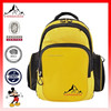 Yellow Fashion School Bag Hot Design backpack Children Kids Student Boys Young boys school bag(ES-H129)