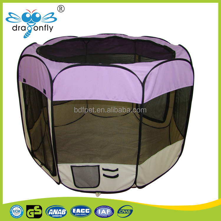 2017 hot selling puppy playpen / pet foldable playpen