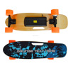 2017 popular design small electric skateboard 4 wheels single motors remote Electric Scooter