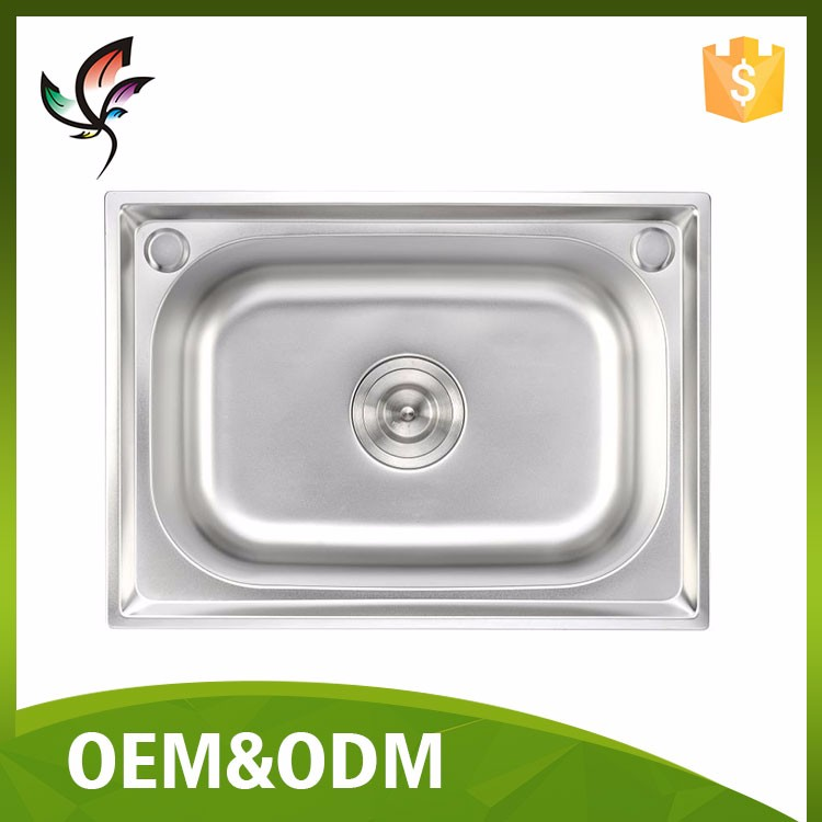Brand Bathroom Sinks Cheap Kitchen Sink Made In China DIY Accepted #5238