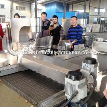 Factory supply commercial automatic mushroom popcorn production line