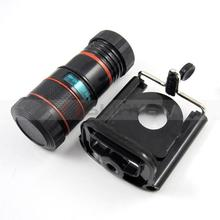 8X Optical Zoom Mobile Phone Telescope Lens For iPhone Samsung Mobile Phone
