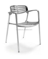 long legs stainless steel chairs/customized metal chairs