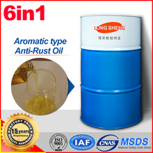 Aromatic Anti Rust Oil for Bike and Bicycle Chain Lubricant Oil