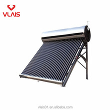 Factory supply non pressure solar water heater solar water heater price