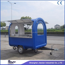 High quality mobile concession churros food trailer
