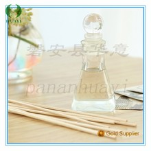 Hot sale newest clear glass home air fresheners with reasonable price