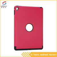 Custom universal design tpu pc combination shockproof case for ipad pro