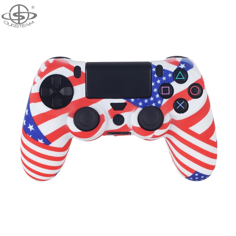 Joystick protective case waterproof silicone case for ps4 pro