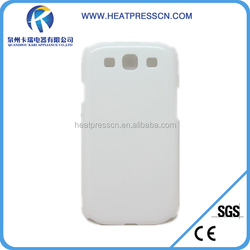 3D sublimation phone case for samsung S3 9300