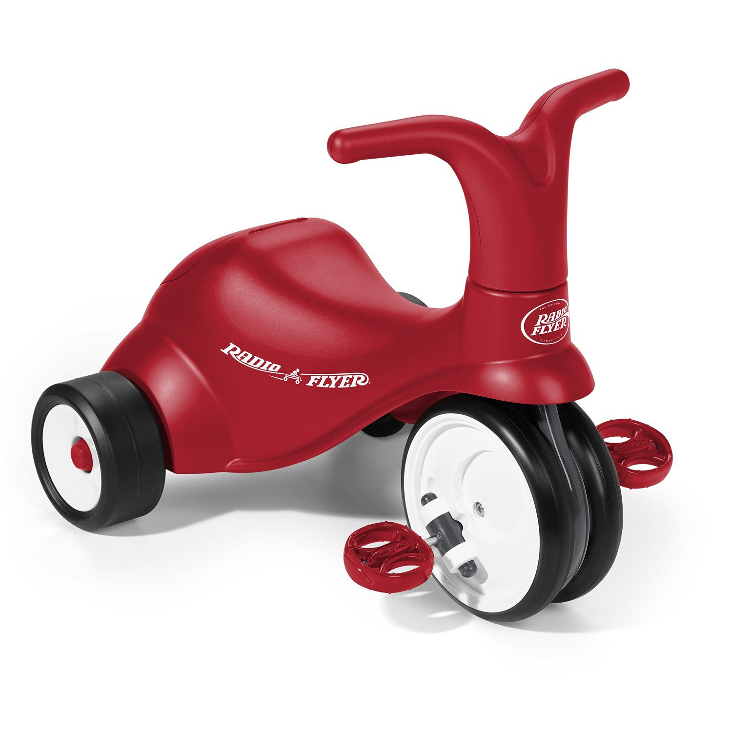 Old fashioned kids tricycle 22
