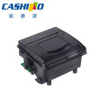 CSN-A1 58mm mini panel mount thermal printer supported linux and window driver