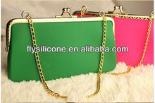 Beautiful Types Of Silicone Bags For Women 2013