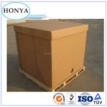 Paper IBC Container , Disposable Liquid Paper IBC, Transport Packaging