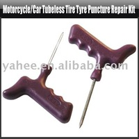Motorcycle/Car Tubeless Tire Tyre Puncture Repair Kit,YFT122A