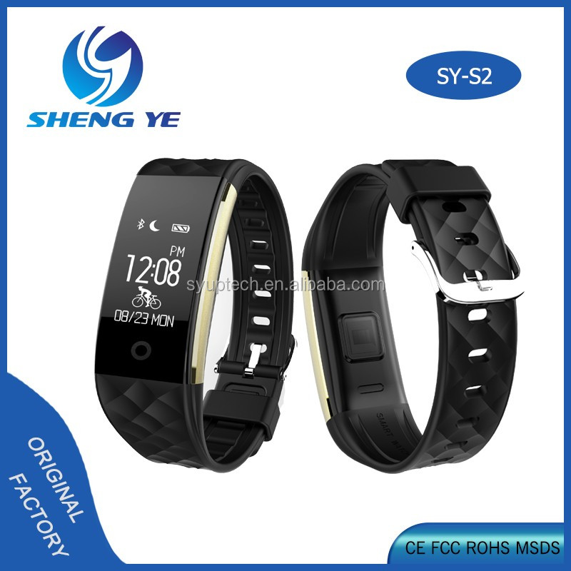 Mobile Phone Accessories S2 smartband S2 smart bracelet S2 fitness bracelet