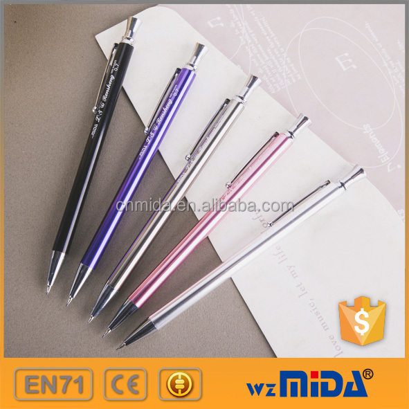 advertising metal mechanical pencil with discount MD-H1025