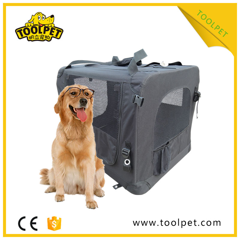 Containment Eco-Friendly pet crate puppy dog kennels and crates