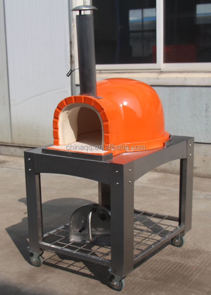 good price outdoor wood fired pizza cooking ovens for sale used ku 001
