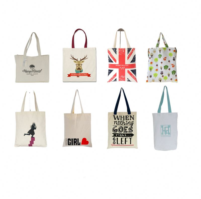 Factory Cheap Literature And Art Reusable European Cotton Tote Bag Wholesale