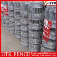 Anping factory ISO 9001 woven wire fence prices