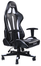 2017 New adjustable armrest gaming chair office chair with high quality