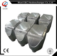 Wuxi Aluminum Jet ski water to air intercooler