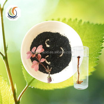 Natural soil conditioner Organic Fertilizer Granular Magnesium Humate