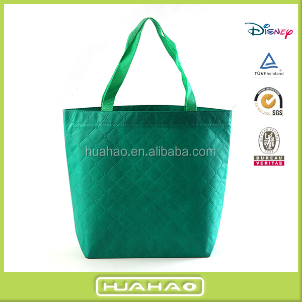 non woven fabric shopping gift tote bag wholesale