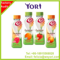 Yori Customized Printing Shrink Wrap Water Bottle Plastic Labels