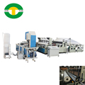 High speed maxi roll paper making machine