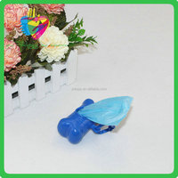 2016 cute design convenient for carry top selling items bone shaped poop bag dispenser