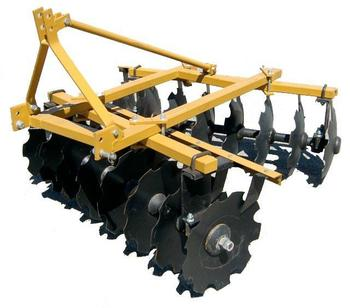 cultivator harrow, tractor mounted hydraulic harrow, offset disc harrow