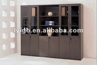 IGO-009-6 mirrored file cabinet in office or locker for filing