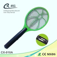 Battery operated electric fly swatter voltage
