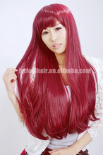 Factory Price Raw Material Synthetic Wig