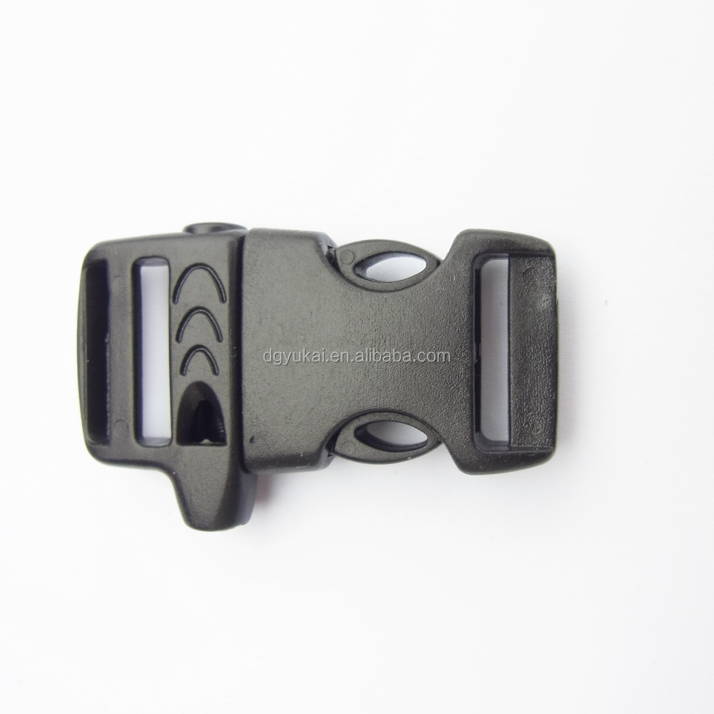 paracord whistle buckle,survival buckle for paracord on wholesale