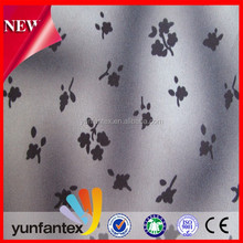 2018 fashion 100% cotton woven twill flower printed good quality fabric for woman dress
