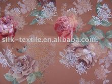 Printed China Brocade Fabric