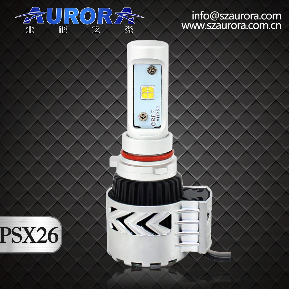Premium Aurora G8 series LED headlight PSX26 led headlight bulb