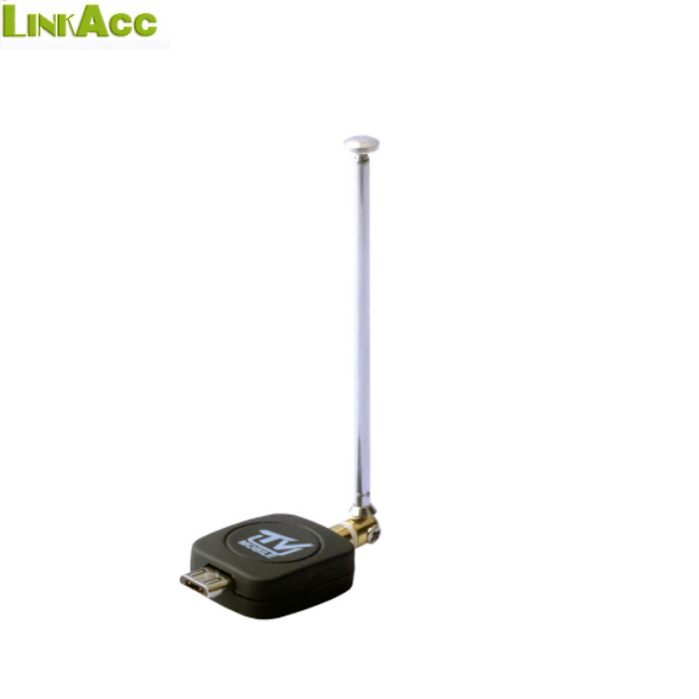 ACCMUSB031 Micro USB DVB-T Digital Mobile TV Tuner Receiver <strong>Antenna</strong> for Android Phone