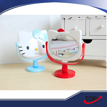 desktop decorative cosmetic mirror