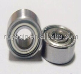 high precision R1212zz miniature bearing 12.7 x19.05x3.967 mm