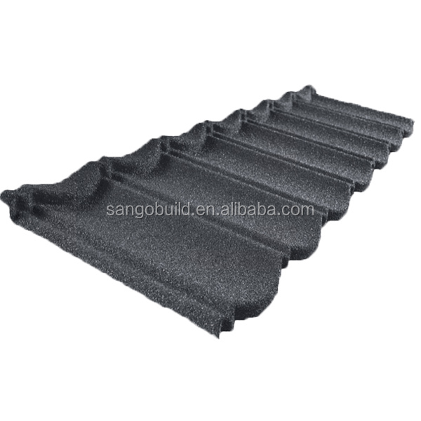 Hot Sale In Kerala Stone Coated Metal Roof Sheet/Aluminum Roofing Tile Price