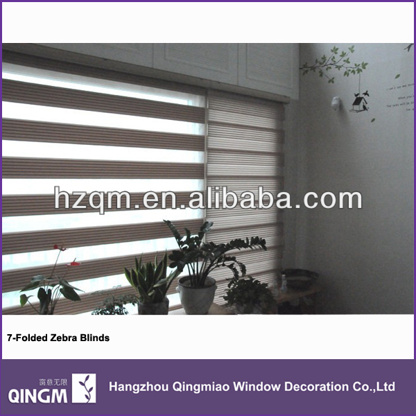 Environmental protection window coverings fabric