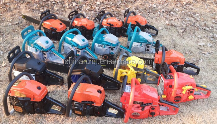 gasoline chain saw with best quality competitive price