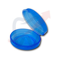 Large Dental Retainer Cases