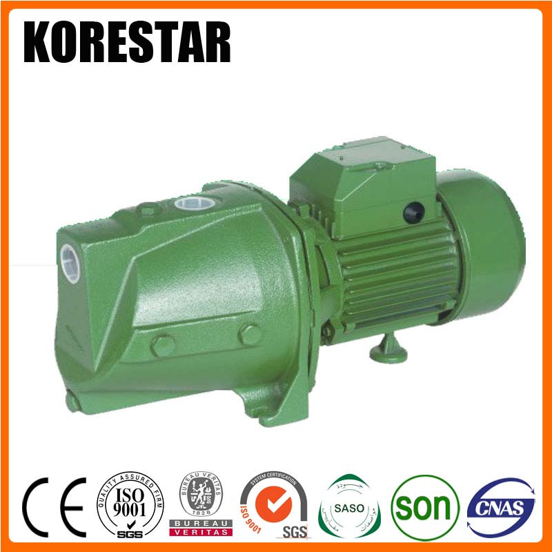 Korestar JET-100L 0.75KW 1HP Electric Self Priming water jet pump price