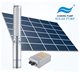 5hp solar pump system dc submersible water pump for agriculture